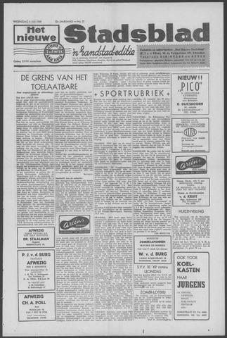 Het Nieuwe Stadsblad 1960-07-06