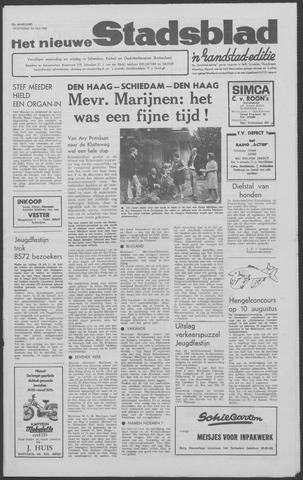 Het Nieuwe Stadsblad 1968-07-24