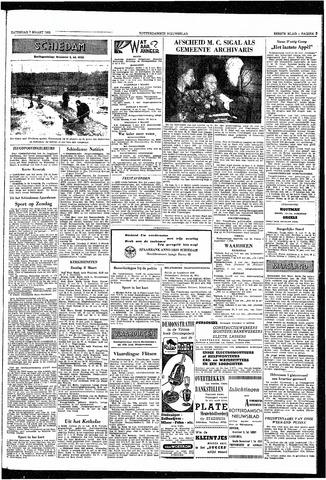 Rotterdamsch Nieuwsblad / Schiedamsche Courant / Rotterdams Dagblad / Waterweg / Algemeen Dagblad 1953-03-07