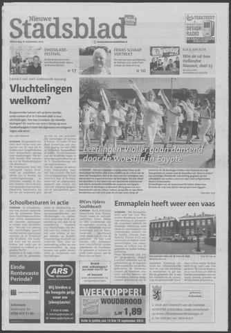 Het Nieuwe Stadsblad 2015-09-16