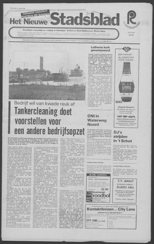 Het Nieuwe Stadsblad 1976-06-11