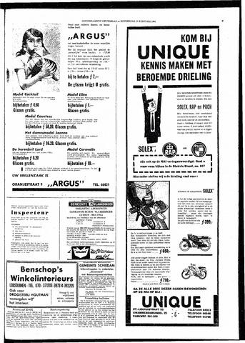 Rotterdamsch Nieuwsblad / Schiedamsche Courant / Rotterdams Dagblad / Waterweg / Algemeen Dagblad 1964-02-27