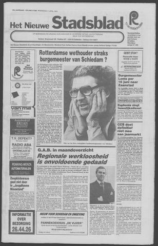 Het Nieuwe Stadsblad 1979-04-11
