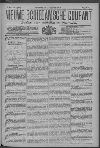 Nieuwe Schiedamsche Courant 1909-11-20