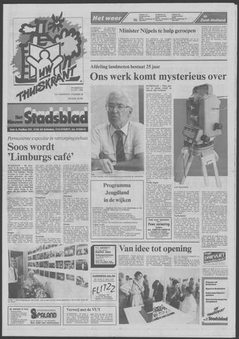 Het Nieuwe Stadsblad 1989-07-12