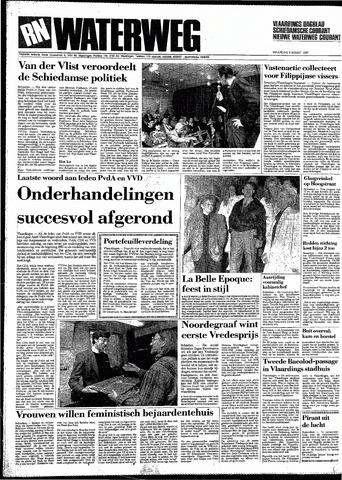 Rotterdamsch Nieuwsblad / Schiedamsche Courant / Rotterdams Dagblad / Waterweg / Algemeen Dagblad 1987-03-09