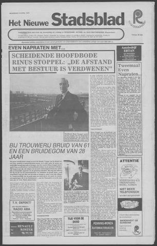 Het Nieuwe Stadsblad 1978-04-19