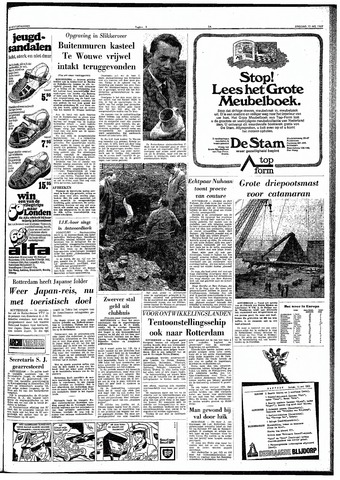 Trouw / De Rotterdammer 1969-05-13