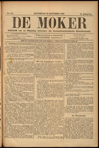 De Moker 1905-10-21