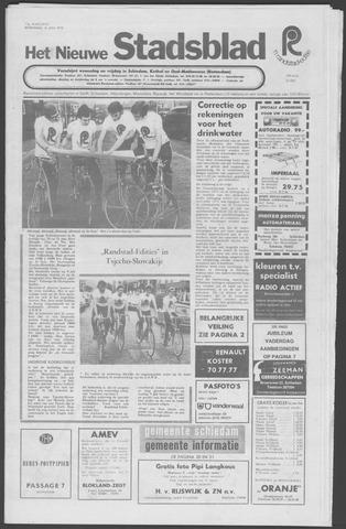 Het Nieuwe Stadsblad 1972-06-14
