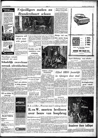 Trouw / De Rotterdammer 1967-02-20