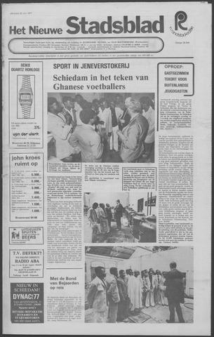 Het Nieuwe Stadsblad 1977-07-22