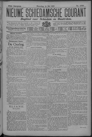 Nieuwe Schiedamsche Courant 1917-05-21