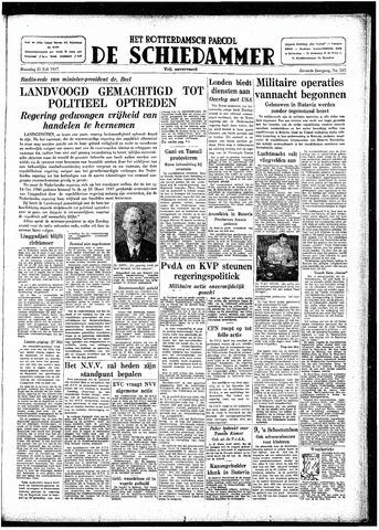 Rotterdamsch Parool / De Schiedammer 1947-07-21
