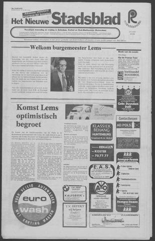 Het Nieuwe Stadsblad 1974-06-19