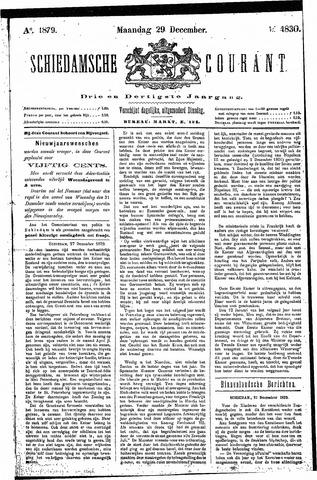 Schiedamsche Courant 1879-12-29