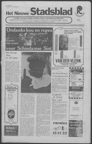 Het Nieuwe Stadsblad 1971-11-24