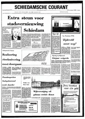 Rotterdamsch Nieuwsblad / Schiedamsche Courant / Rotterdams Dagblad / Waterweg / Algemeen Dagblad 1979-01-24