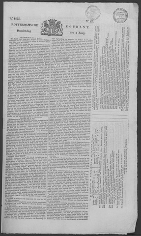 Rotterdamse Courant 1835-06-04