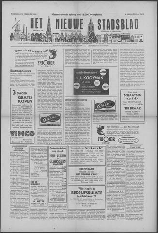 Het Nieuwe Stadsblad 1956-02-22