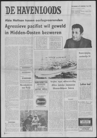 De Havenloods 1969-07-31