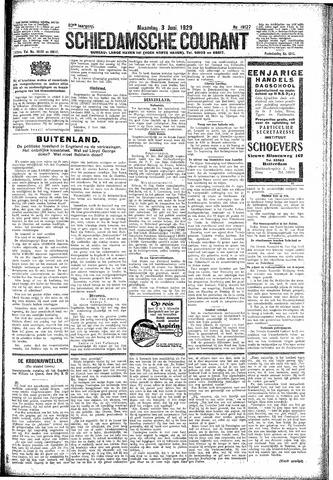 Schiedamsche Courant 1929-06-03