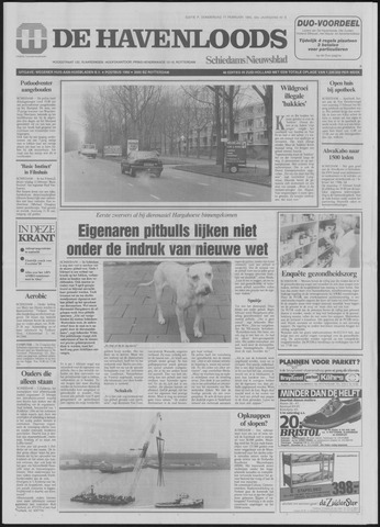 De Havenloods 1993-02-11