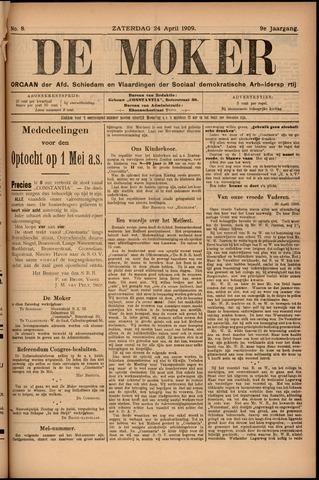 De Moker 1909-04-24