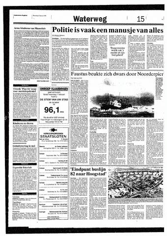 Rotterdamsch Nieuwsblad / Schiedamsche Courant / Rotterdams Dagblad / Waterweg / Algemeen Dagblad 1993-01-27