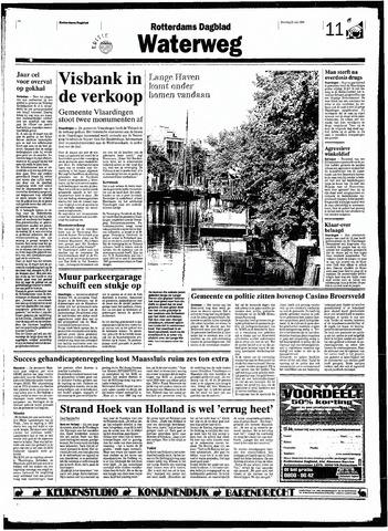 Rotterdamsch Nieuwsblad / Schiedamsche Courant / Rotterdams Dagblad / Waterweg / Algemeen Dagblad 1998-07-21