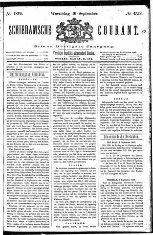 Schiedamsche Courant 1879-09-10