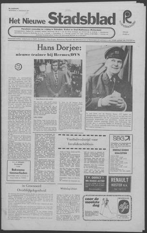 Het Nieuwe Stadsblad 1971-08-04