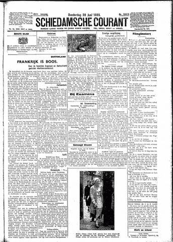 Schiedamsche Courant 1935-06-20