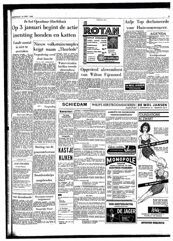 Rotterdamsch Parool / De Schiedammer 1962-12-19