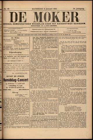 De Moker 1910-01-08