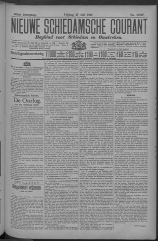 Nieuwe Schiedamsche Courant 1917-07-27