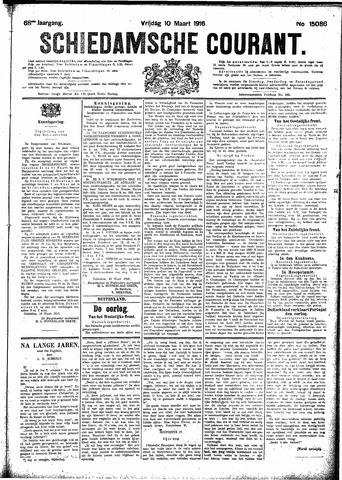 Schiedamsche Courant 1916-03-10