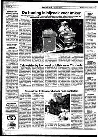 Het Vrije volk 1988-08-08