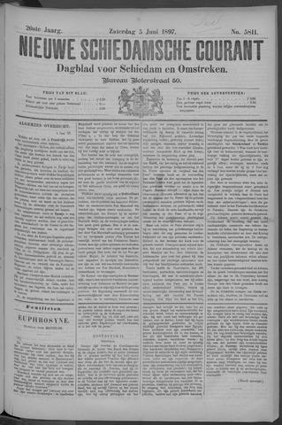 Nieuwe Schiedamsche Courant 1897-06-05