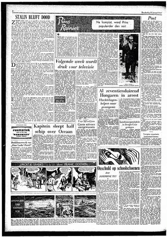 Rotterdamsch Parool / De Schiedammer 1957-01-31