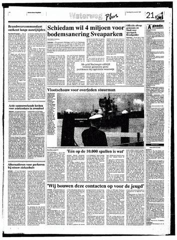 Rotterdamsch Nieuwsblad / Schiedamsche Courant / Rotterdams Dagblad / Waterweg / Algemeen Dagblad 1998-11-28