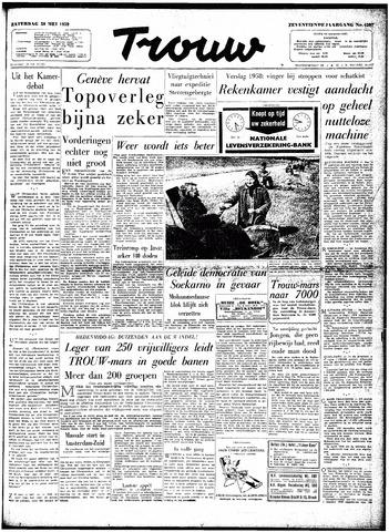 Trouw / De Rotterdammer 1959-05-30