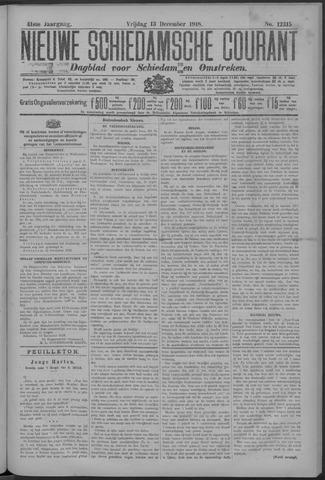 Nieuwe Schiedamsche Courant 1918-12-13