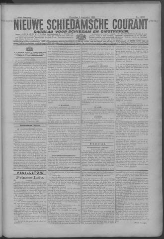 Nieuwe Schiedamsche Courant 1925-09-09