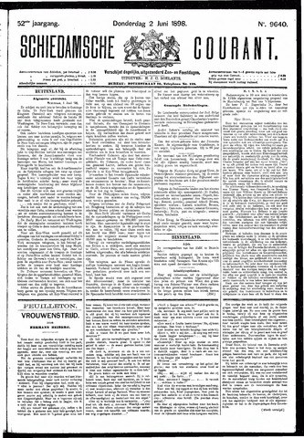 Schiedamsche Courant 1898-06-02