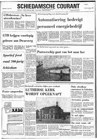 Rotterdamsch Nieuwsblad / Schiedamsche Courant / Rotterdams Dagblad / Waterweg / Algemeen Dagblad 1974-06-13