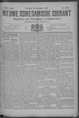 Nieuwe Schiedamsche Courant 1901-12-31