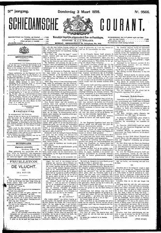 Schiedamsche Courant 1898-03-03