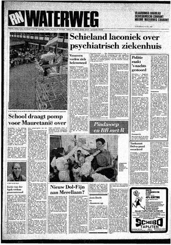 Rotterdamsch Nieuwsblad / Schiedamsche Courant / Rotterdams Dagblad / Waterweg / Algemeen Dagblad 1987-05-14