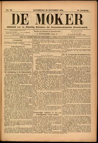 De Moker 1904-10-29